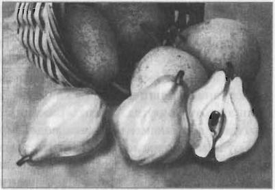 Пора есть грушу и айву