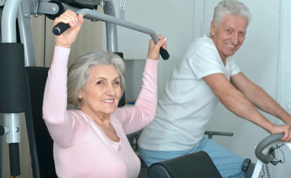 Фитнес в 40, 50, 60 лет – и позже