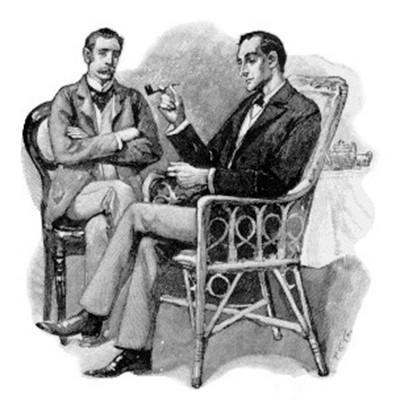 Человек, который ненавидел Шерлока Холмса